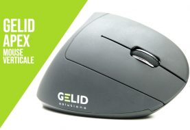 GELID APEX: mouse verticale - Recensione