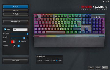 Mars Gaming MK6
