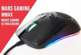 Mars Gaming MMAX: il mouse ultraleggero - Recensione