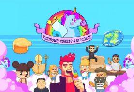 Rainbow, toilets and unicorns - Uno shoot 'em up fuori di testa!