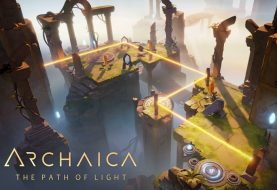 Archaica: The Path Of Light, il puzzle game è in arrivo questo mese su console!