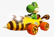 Carrera 2,4GHz Mario Kart Bumble V Yoshi - Recensione