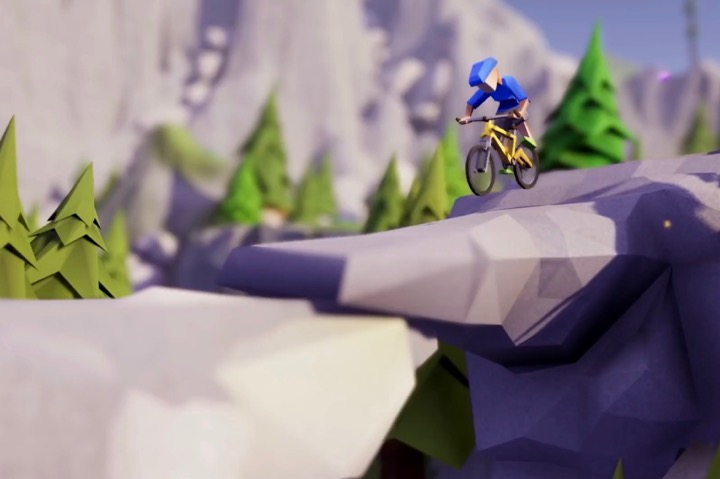 Lonely Mountains: Downhill – Recensione