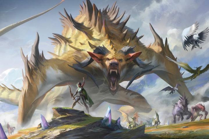 Magic Ikoria Terra dei Behemoth