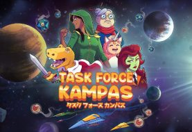 Task Force Kampas in arrivo prossima settimana su Nintendo Switch, PS4 e Xbox One!
