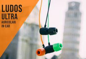 LUDOS Ultra Auricolari In-Ear - Recensione