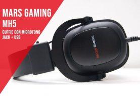 Mars Gaming MH5 - Recensione
