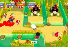 Cannibal Cuisine ha finalmente una data d'uscita su Nintendo Switch e Steam!