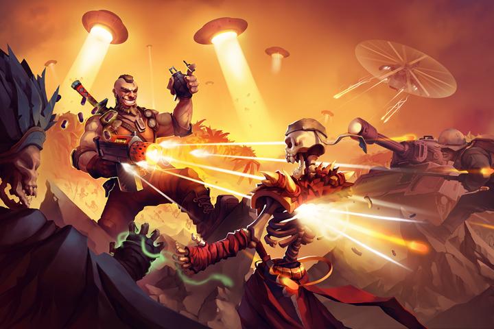 Fury Unleashed su Nintendo Switch, i nostri primi minuti di gioco!