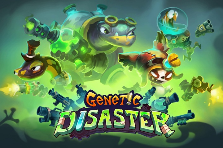 Genetic Disaster è in arrivo la settimana prossima su Nintendo Switch, PS4 e Xbox One!
