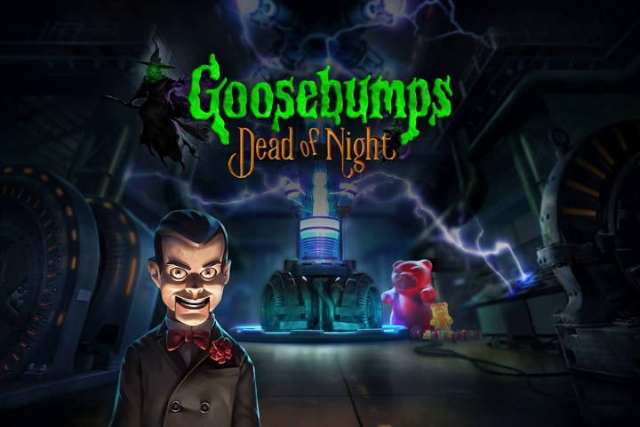 Goosebumps: Dead of Night annunciato per PC e console!