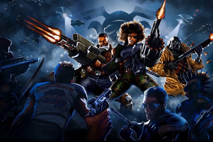 Huntdown, lo shooter game è in arrivo su PC e console!
