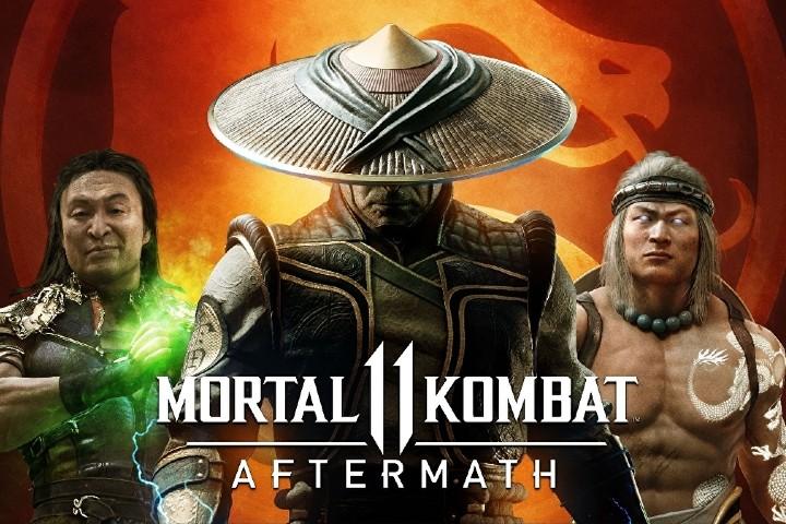Mortal Kombat 11 Aftermath – Recensione