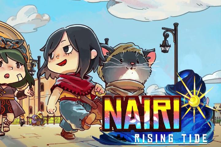 NAIRI: Rising Tide, annunciato ufficialmente il seguito del punta e clicca Tower of Shirin!