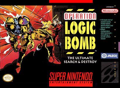 Operation Logic Bomb boxart