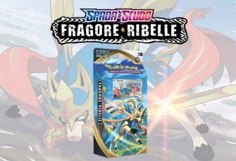 """Pokémon GCC: Mazzo tematico """"Zacian"""" - Recensione"""