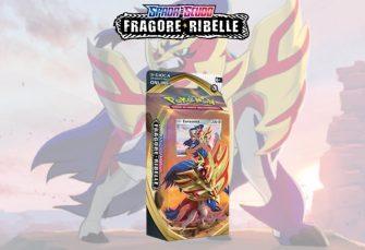 """Pokémon GCC: Mazzo tematico """"Zamazenta"""" - Recensione"""