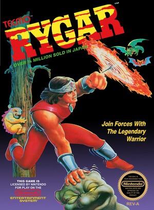 Rygar boxart
