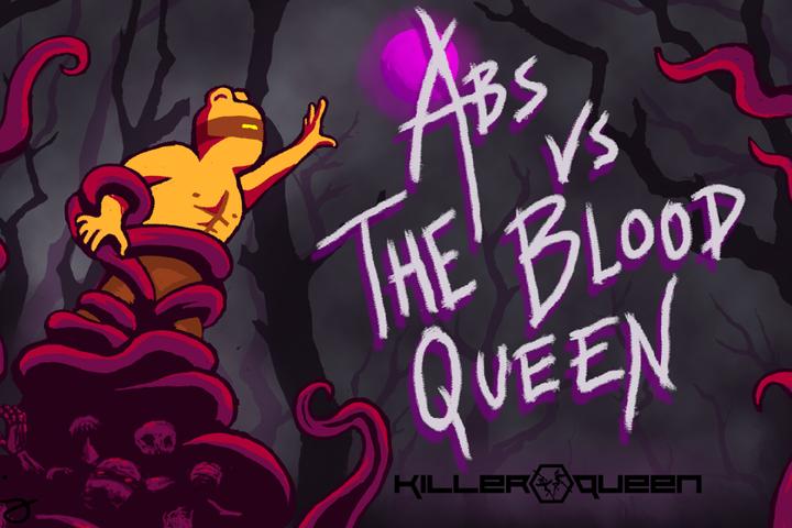 ABS vs THE BLOOD QUEEN, annunciato il nuovo gioco ambientato nell'universo di Killer Queen!