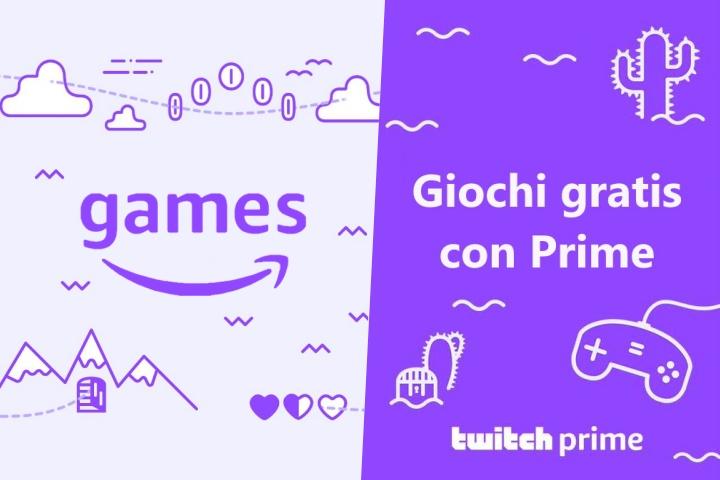 Amazon Games – Twitch Prime: si aggiungono nuovi giochi gratis