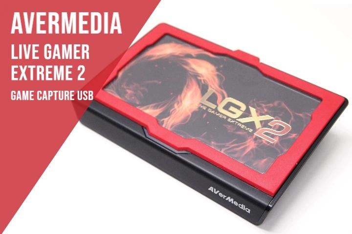 AVerMedia Live Gamer Extreme 2 – GC551 – Recensione