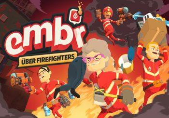 Embr: Über Firefighters - Giochiamolo in anteprima