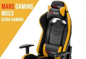 Mars Gaming MGC3 – Sedia Gaming – Recensione