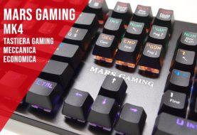 Mars Gaming MK4 - Recensione
