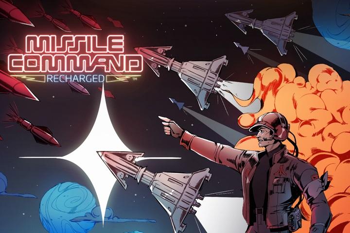 Missile Command: Recharged è in arrivo la prossima settimana su PC e Nintendo Switch!