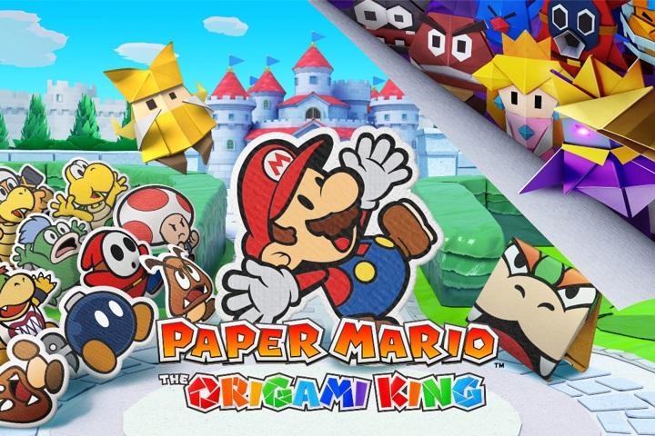 Paper Mario: The Origami King, ecco dove sono nascoste le mini farfalle viola!