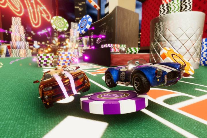 Super Toy Cars 2 esce dall'Early Access ed arriva anche su Nintendo Switch
