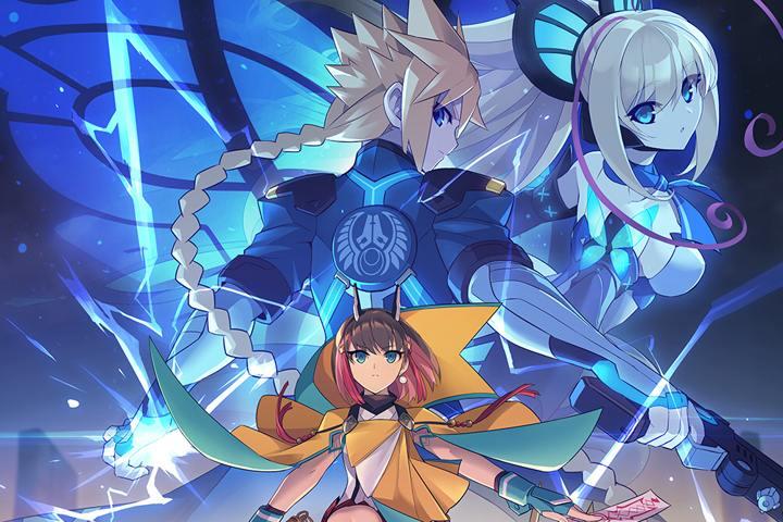 Azure Striker GUNVOLT 3 annunciato per Nintendo Switch!