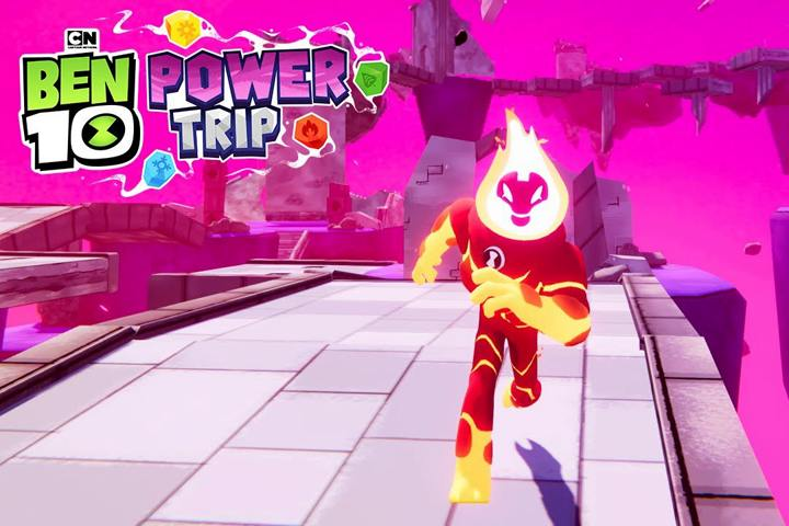 Ben 10 Power Trip, il nuovo gioco di Ben 10 arriverà ad ottobre su PC e console!