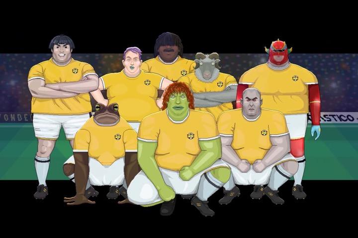 Annunciato Circle of Football