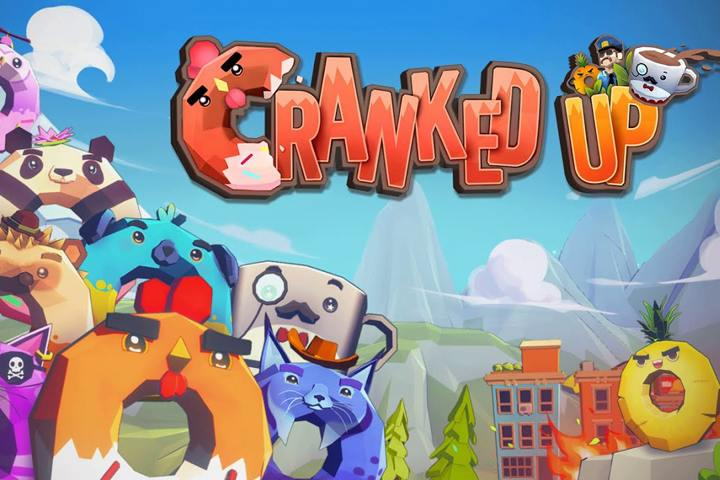 Cranked Up, il platform game arriverà a fine anno su Nintendo Switch!