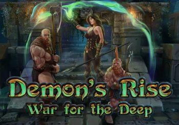 Demon's Rise - War for the Deep su Nintendo Switch, i nostri primi minuti di gioco!