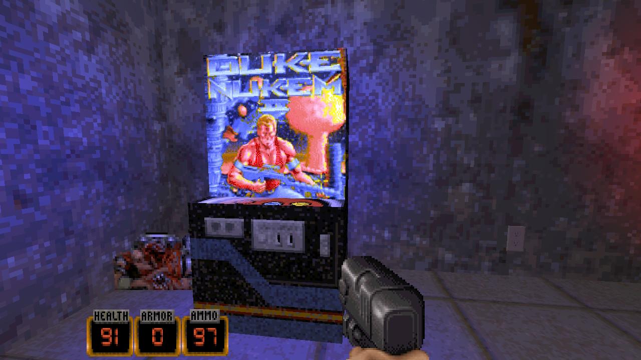Duke arcade