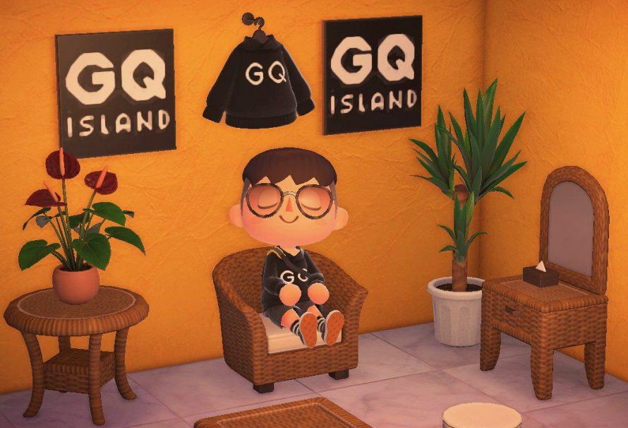 GQ, il brand editoriale di Condé Nast sbarca su Animal Crossing: New Horizons!