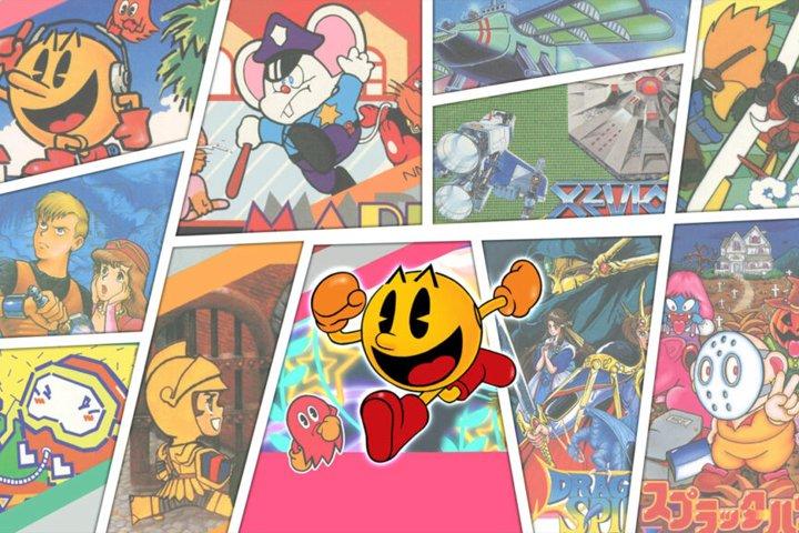 Namco Museum Archives Vol. 1 & Vol. 2 – Recensione