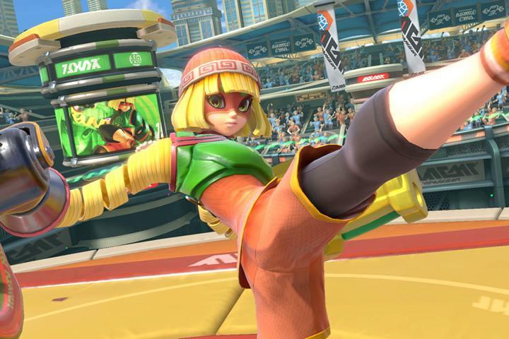 Super Smash Bros. Ultimate, disponibili Min Min e l'update 8.0.0!