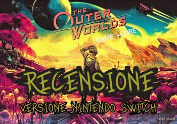 The Outer Worlds - Recensione della versione Switch
