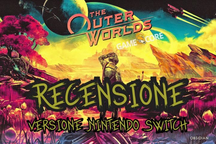 The Outer Worlds – Recensione della versione Switch