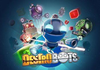 Destrobots, giochiamo con questa esclusiva Switch non realizzata da Nintendo