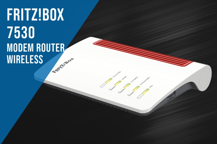 AVM FRITZ!Box 7530 – Recensione