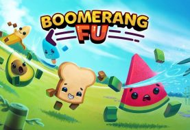 Boomerang Fu, il party game è in arrivo ad agosto su PC, Nintendo Switch e Xbox One!