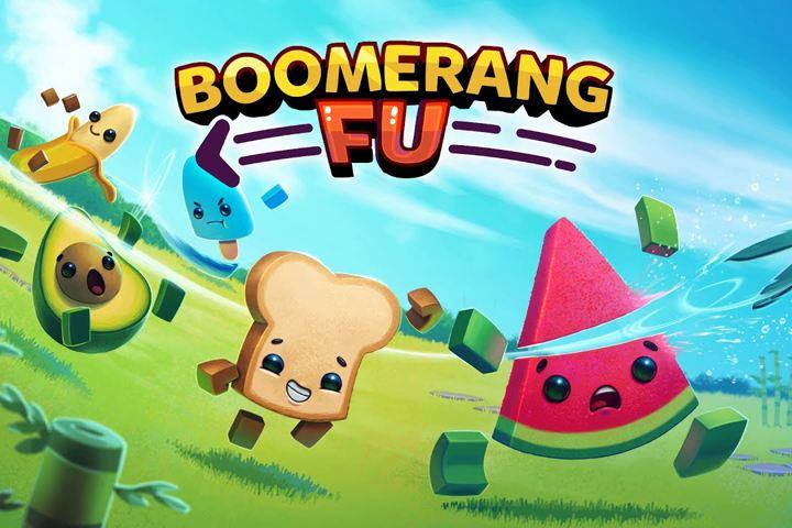 Boomerang Fu, il party game è in arrivo ad agosto su PC, Nintendo Switch e Xbox One!