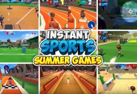 Annunciato Instant Sports Summer Games per Nintendo Switch