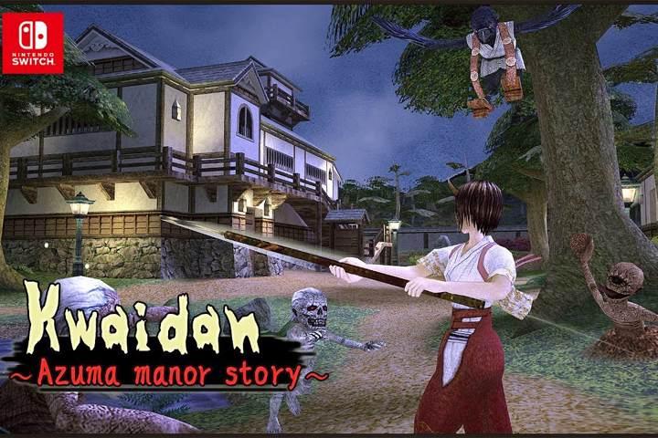 Kwaidan: Azuma manor story