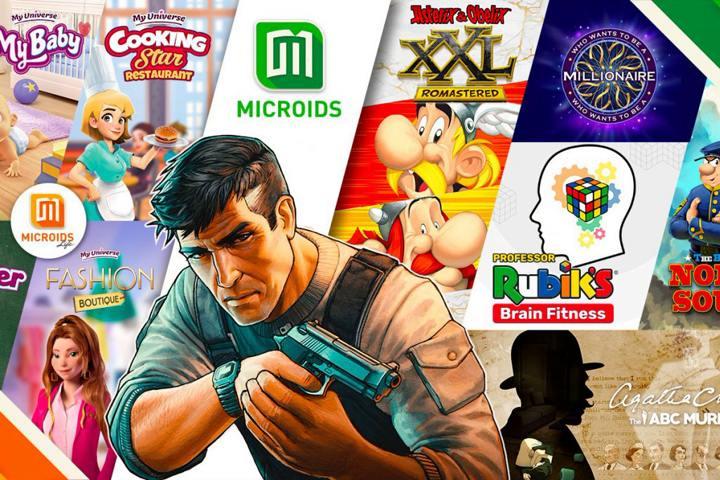Microïds svela la line-up dei giochi in uscita nella seconda metà del 2020 su PC e console!