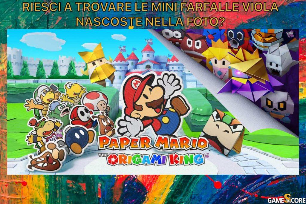 Paper Mario: The Origami King senza soluzioni